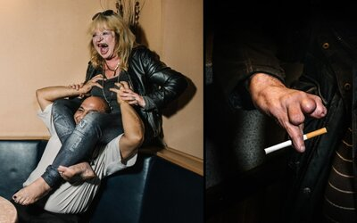 Fotky života v zabudnutých krčmách v rakúskej Viedni ukazujú ich všednú realitu plnú alkoholu a bláznovstiev