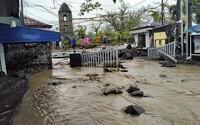 FOTO: Filipíny zasáhl supertajfun, který zničil vše, co mu stálo v cestě. Tisíce lidí jsou bez domova, hlášeny jsou první oběti