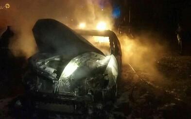 FOTO: Hasiči počas Silvestra zasahovali 102-krát. V 27 prípadoch hasili požiare spôsobené pyrotechnikou