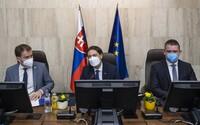 FOTO: Prvé rokovanie vlády pod vedením premiéra Eduarda Hegera, ktorý si vymenil stoličku s Igorom Matovičom