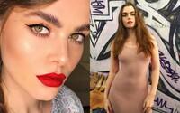 Fotograf jí pochválil postavu, až když omdlela z hladu. Modelka zkritizovala šílené požadavky, se kterými se v branži setkala