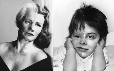 Fotograf ukazuje, ako sa menia tváre jednotlivých ľudí postupom rokov
