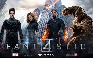 """Fox připomíná své """"neobyčejné subjekty"""" v novém televizním spotu pro Fantastic Four"""