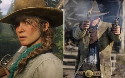 Frajerka vtipne opísala, ako stratila priateľa kvôli Red Dead Redemption 2. Vraždil srnky, zajace a neustále kričal na telku