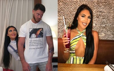 Frajerka vyrobila priateľovi tričko so svojou fotkou, ktoré si musel obliecť na oslavu vlastných narodenín