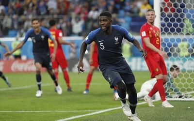 Francouzi budou ve finále bojovat o titul mistrů světa! Po parádním semifinále postupují přes Belgičany