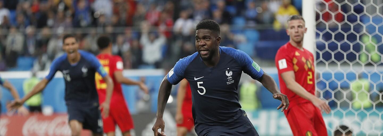 Francúzi budú vo finále bojovať o titul majstrov sveta! Po parádnom semifinále postupujú cez Belgičanov