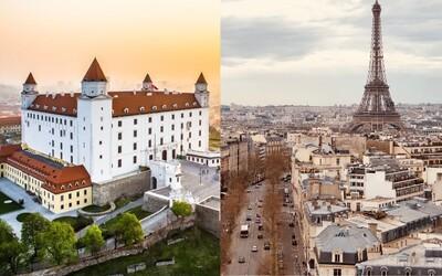 Francúzsko je najpopulárnejšou destináciou na Zemi a na Slovensko chodí stále viac ľudí. Ako vyzerá turizmus vo svete?