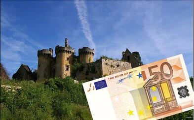 Francúzsku pevnosť môžeš vlastniť aj ty len za necelých 50 eur. Kedysi ju napadli nacisti a teraz ju treba kolektívne zachrániť