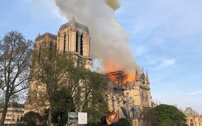 Francúzsky miliardár daruje na opravu Notre Dame rovných 100 miliónov eur