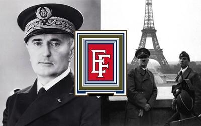 François Darlan: Francouzské synonymum pro zradu a kolaboraci s nacistickým Německem