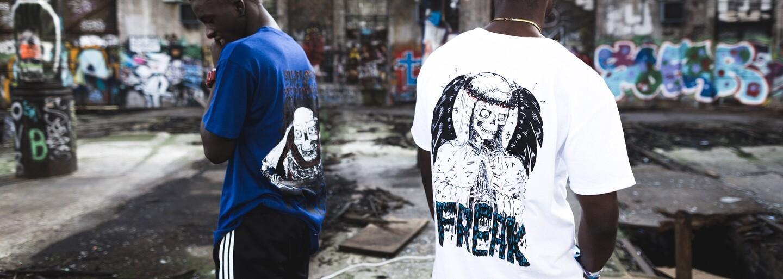 Freak Clothing: Začalo to custom tričkom z dovolenky, dnes je z toho nezávislá slovenská módna značka (Rozhovor)