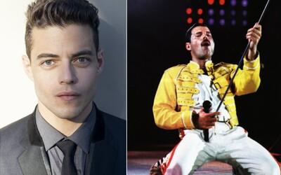 Freddie Mercury našiel herca! V blížiaciom sa biografickom filme Bohemian Rhapsody si kultového speváka zahrá hviezda seriálu Mr. Robot