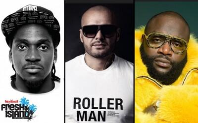 Fresh Island, najväčší plážový hip-hop festival v Európe
