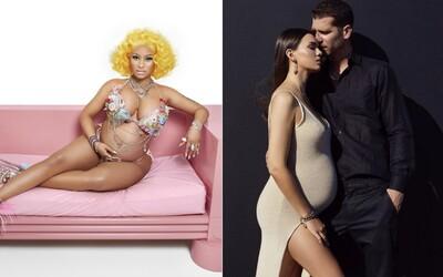Freshnews: Majk Spirit i Nicki Minaj čekají dítě. Supercrooo vydává LP