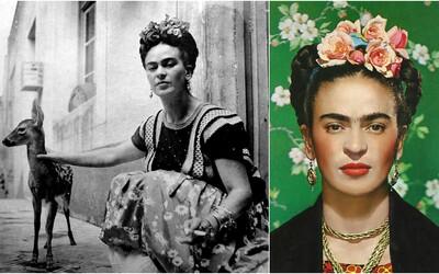 Frida Kahlo nebyla jen slavnou mexickou malířkou, ale i módní ikonou, politickou aktivistkou a milenkou mnoha mužů a žen