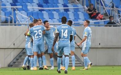 Futbalový Slovan vypadol už v druhom predkole Európskej ligy