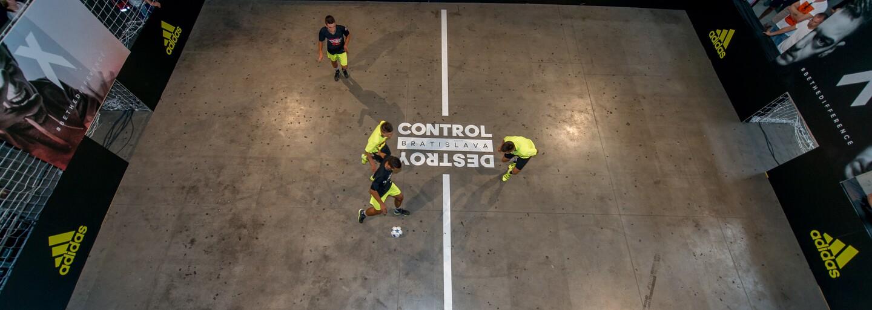 Fotbalový turnaj BeTheDifference ovládli mladí talenti