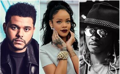 Future vydáva už druhý album za posledný týždeň. Počúvaj HNDRXX, na ktorom nájdeš The Weeknda, Rihannu a 15 sólo skladieb