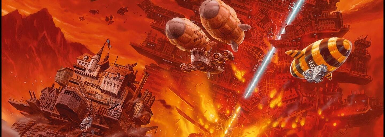 Futuristická fantasy Petera Jacksona Mortal Engines predstavuje ďalších hercov. K tímu sa pridal aj veterán Stephen Lang z hororu Don't Breathe