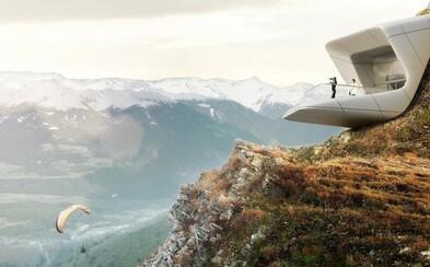 Futuristické múzeum v Južnom Tirolsku je posledným kúskom do zbierky slávneho talianskeho horolezca