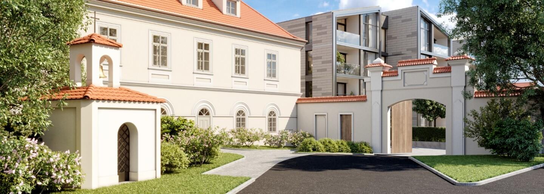 Fúzia modernej a historickej architektúry v blízkosti Prahy, ktorá môže byť vaša už od 400-tisíc eur