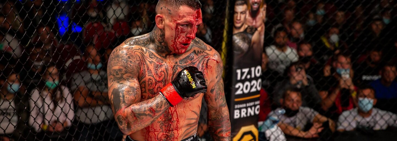 Gábor Boráros na turnaji OKTAGON 27 prohrál. Bývalý bojovník UFC zápas jasně ovládl