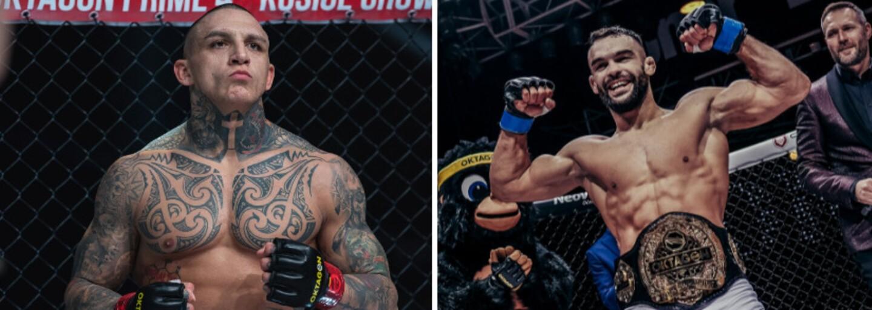 Gábor Boráros, šampion Buchinger i Pirát: Oktagon MMA se vrací do arény v Bratislavě ve velkém stylu