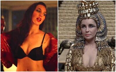Gal Gadot si zahraje Kleopatru. Diváci kritizují to, že egyptskou královnu bude hrát Izraelka
