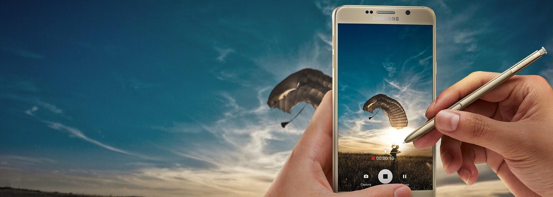 Galaxy Note 6 je bližšie než si myslíme. Samsung má obľúbený phablet predstaviť už počas júla