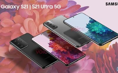 Galaxy S21 dorazí už v lednu. Samsung si pospíšil kvůli Applu i Huawei