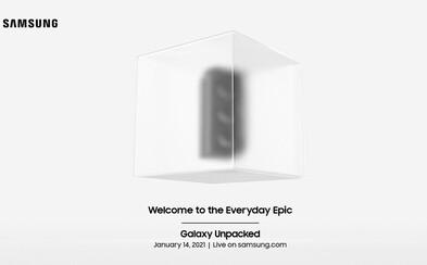 Galaxy S21 má oficiálny dátum predstavenia. Príde 14. januára