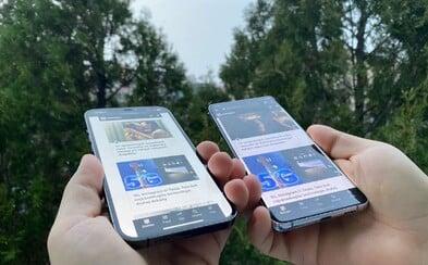 Galaxy S21 Ultra verzus iPhone 12 Pro Max. Ako vyzerá súboj titánov na papieri?