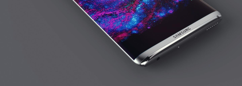 Galaxy S8 odhaľuje ďalšie tajomstvá. Samsung má snímač odtlačkov integrovať do displeja a odstráni aj 3,5 mm port