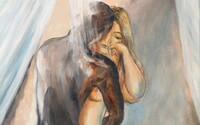 Galerie na výročí úmrtí draží erotický obraz Karla Gotta