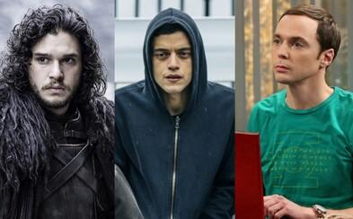 Game of Thrones, Mr. Robot či Teória veľkého tresku. Týchto 5 seriálov, ktoré v roku 2019 končia, nám bude chýbať najviac