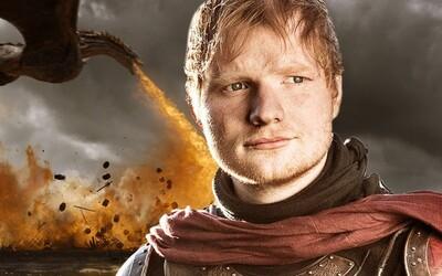 Game of Thrones odhalilo, čo sa stalo s postavou Eda Sheerana