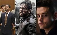 Game of Thrones opět ovládlo ceny Emmy. Bodoval i Mr. Robot, zato Narcos bylo odignorováno