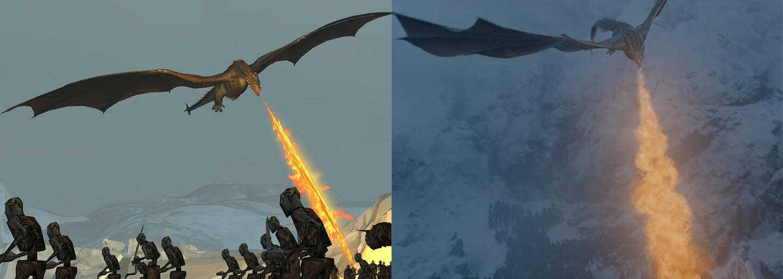 Game of Thrones pred a po CGI. 7. séria bola kratšia a drahšia hlavne kvôli extrémnym počítačovým efektom