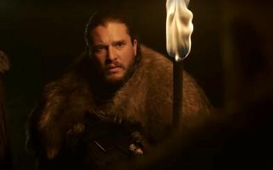 Game of Thrones v pútavej ukážke odhalilo presný dátum premiéry. Z hrobky Starkovcov sa ozývajú hlasy mŕtvych členov rodiny