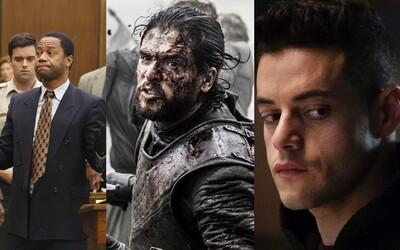 Game of Thrones zase raz ovládlo ceny Emmy. Bodoval aj Mr. Robot, za to Narcos bolo odignorované