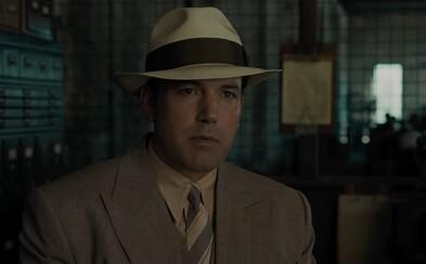 Gangsterka Bena Afflecka prichádza s novou upútavkou, ktorá dáva na známosť, že tento film by ste v kinách nemali minúť
