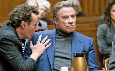 Gangsterku Gotti s Johnom Travoltom kritici zvozili pod čiernu zem. Na Rotten Tomatoes má film 0 percent