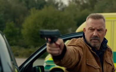 Gary Oldman a Kevin Costner v akčním drama Criminal o agentovi umístěném do těla vraha