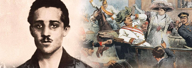 Gavrilo Princip: Útlý atentátník, který svým činem změnil světové dějiny. Do historie se zapsal úplnou náhodou