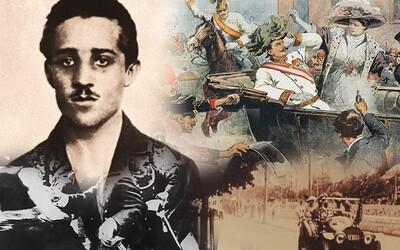 Gavrilo Princip: Útly atentátnik, ktorý svojím činom zmenil svetové dejiny. Do histórie sa zapísal úplnou náhodou