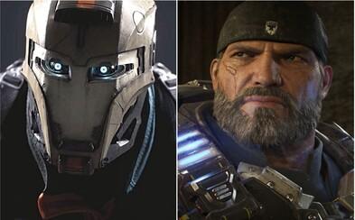 Gears 5, Call of Duty, mafiánske príbehy či sci-fi z budúcnosti. V Nemecku odhalili desiatky graficky vymakaných hier