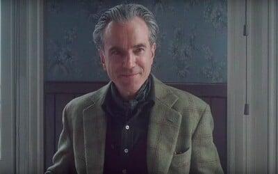 Geniálny Daniel Day-Lewis sa rozlúčil s kariérou vo vizuálne famóznej dráme o zatrpknutom návrhárovi, ktorý nájde lásku (Recenzia)