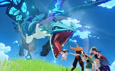 Genshin Impact je najväčšia čínska hra v histórii. AAA titul, ktorý chvália všade po svete, je celkom zadarmo
