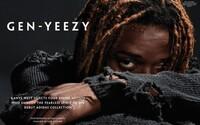 Gen-Yeezy, lookbook Kanyeho kolekcie adidas Originals Season One so štvoricou mladých interpretov